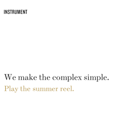 <cite>Instrument</cite> website