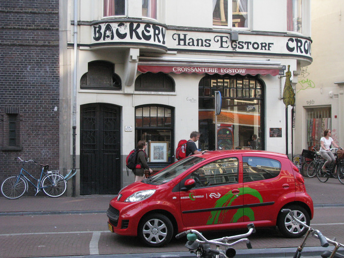 Backery Croissanterie Hans Egstorf 2