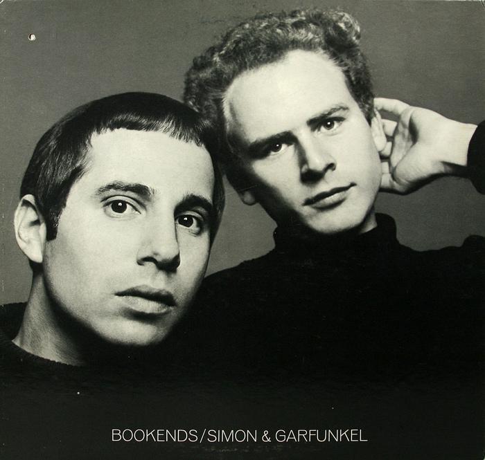 Simon & Garfunkel – Bookends album art