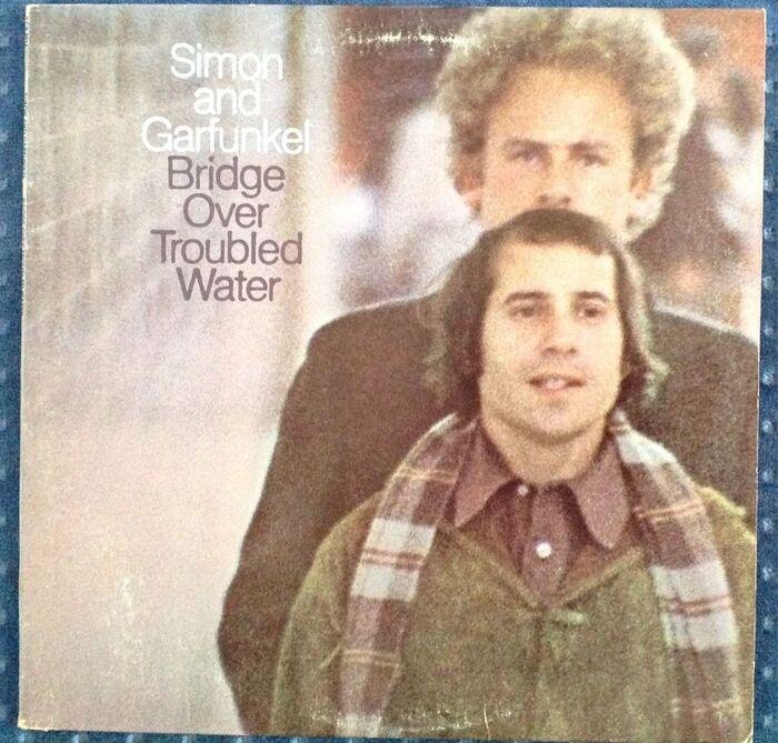 Bridge Over Troubled Water by Simon & Garfunkel 1