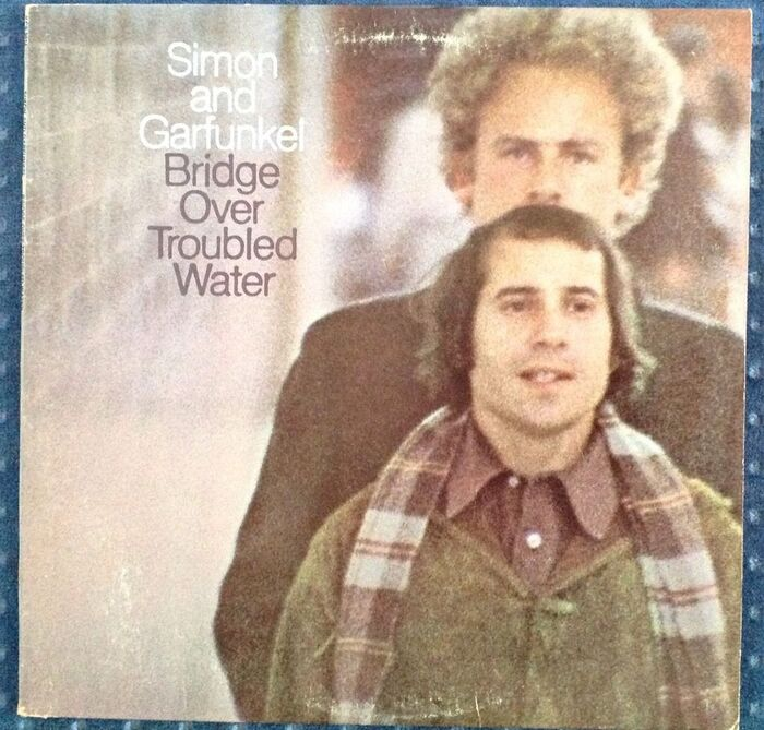 Bridge Over Troubled Water by Simon & Garfunkel 1