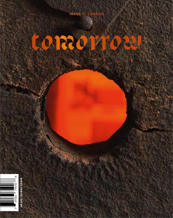 Tomorrow Magazine 1