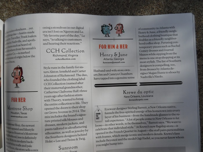 Garden & Gun magazine 4