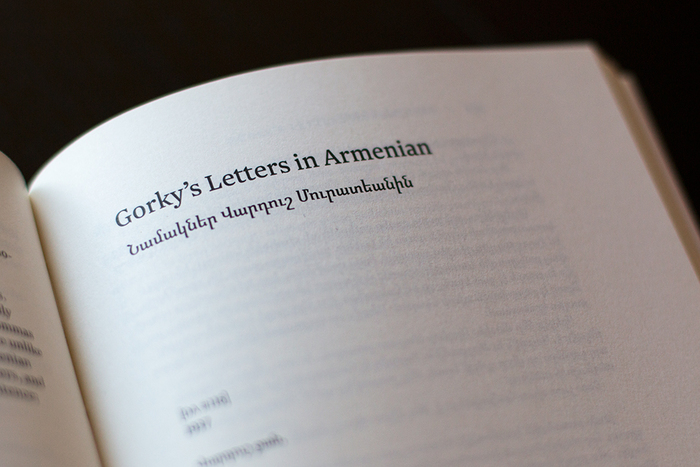 Arshile Gorky. Goats on the roof: a life in letters and documents 2