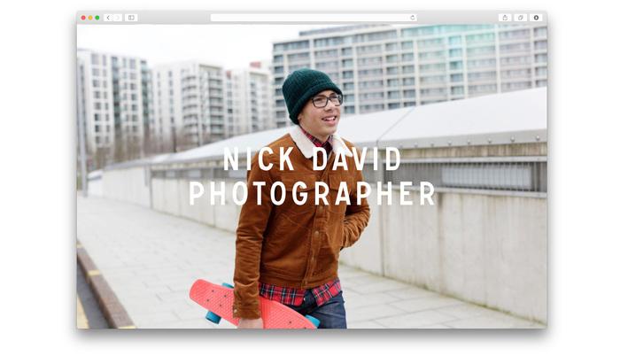 Nick David Photographer 1