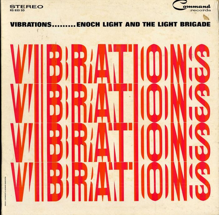 Vibrations by Enoch Light and the Light Brigade 1