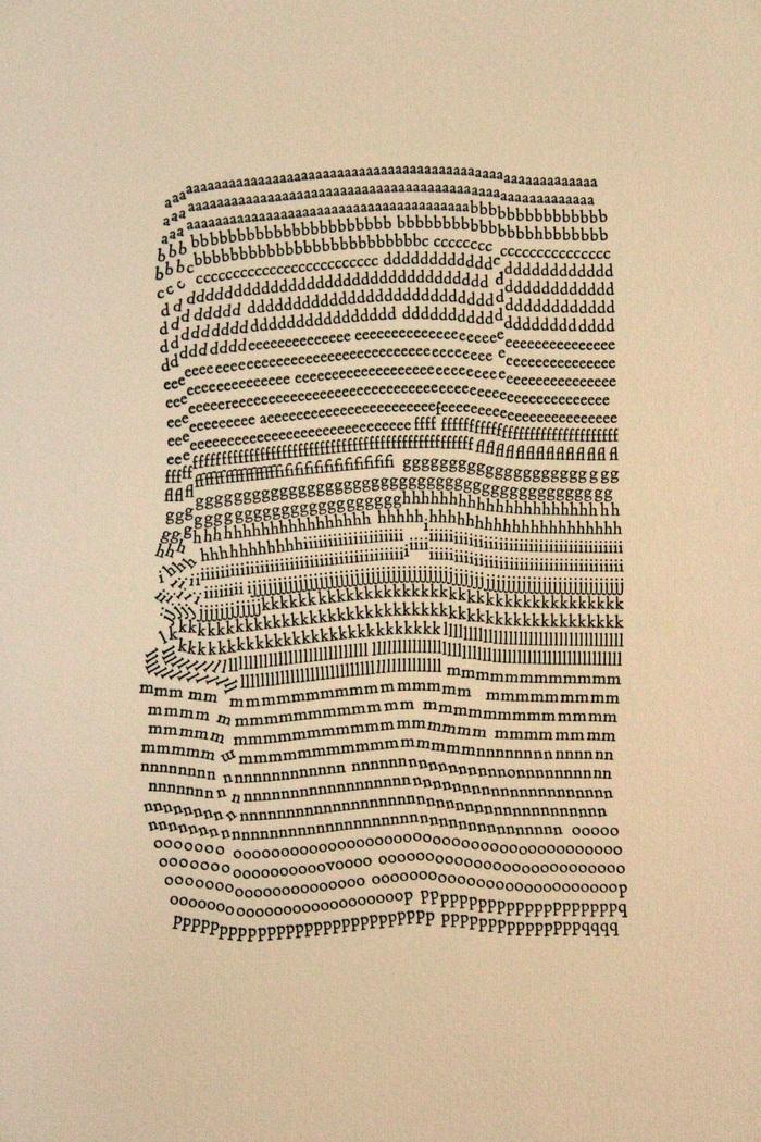 Untitled print by Jens Jørgen Hansen 1
