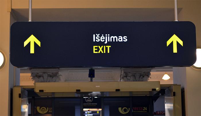 Vilniaus oro uostas (Vilnius International Airport) 5