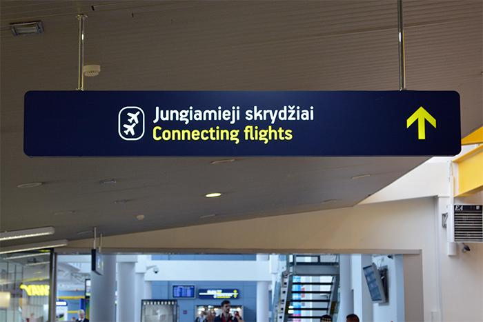 Vilniaus oro uostas (Vilnius International Airport) 2