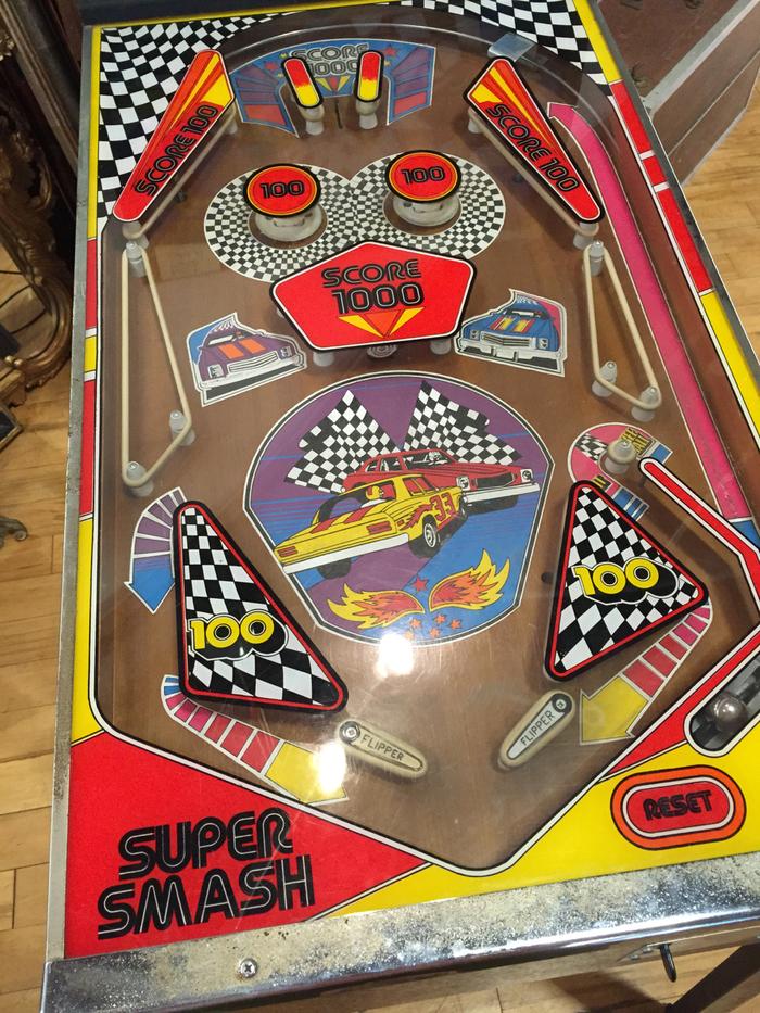 Demolition Classic pinball machine 2