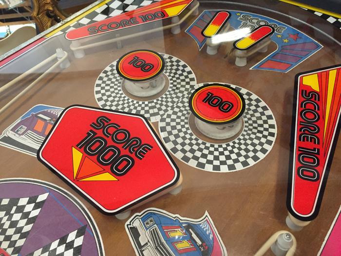 Demolition Classic pinball machine 1
