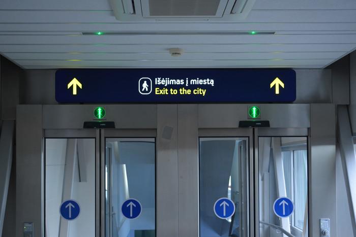 Vilniaus oro uostas (Vilnius International Airport) 3