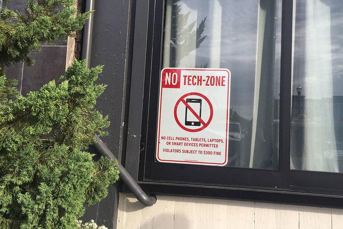 No Tech-Zone 2