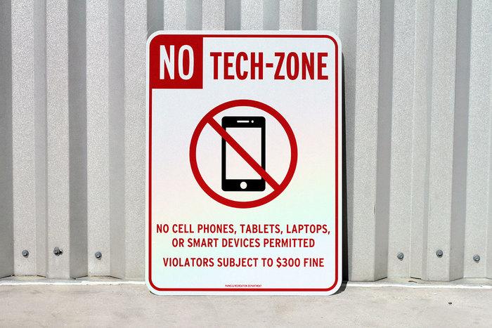 No Tech-Zone 1