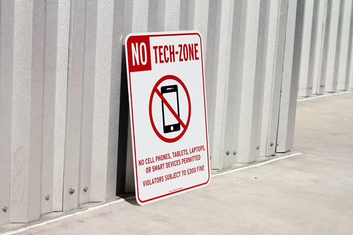 No Tech-Zone 3