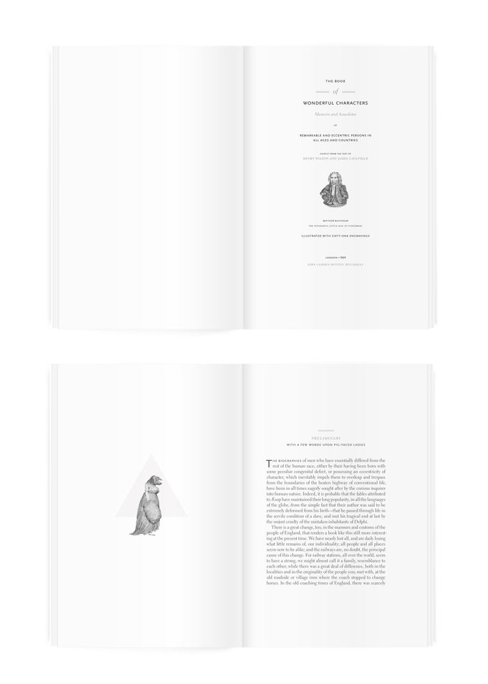 The Book of Wonderful Characters, Second Edition 6