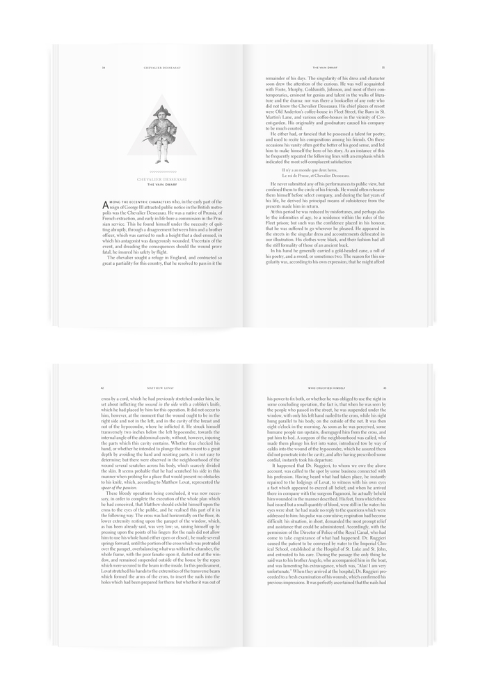 The Book of Wonderful Characters, Second Edition 7
