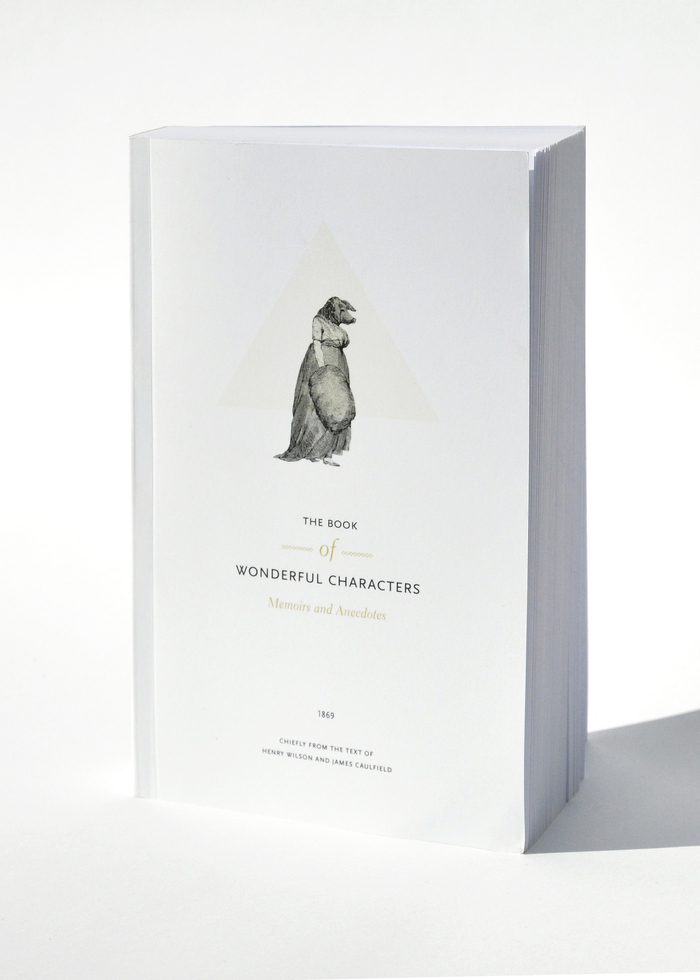 The Book of Wonderful Characters, Second Edition 1