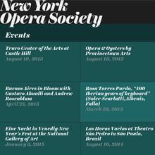 <cite>New York Opera Society</cite> website