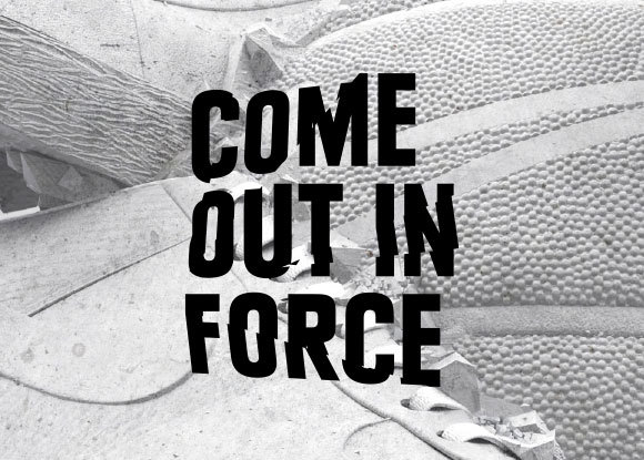 Come Out in Force: Sneakerball event 1