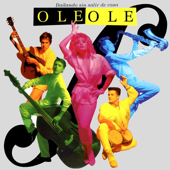 Bailando Sin Salir de Casa by Ole Ole