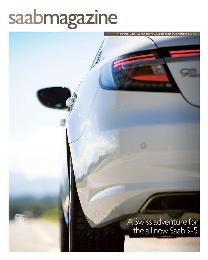 Saab Magazine 2