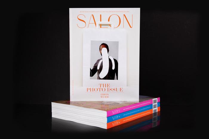 Salon – Magazine for arts and culture of the Salzburg Festival 1