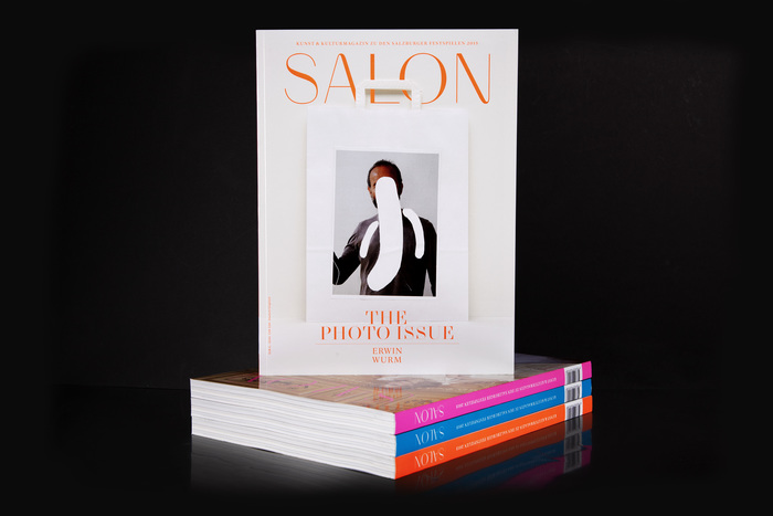 Salon – Magazine for arts and culture of the Salzburg Festival 1