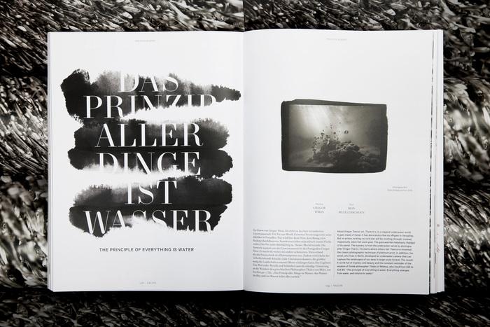 Salon – Magazine for arts and culture of the Salzburg Festival 2