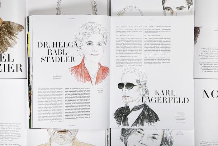 Salon – Magazine for arts and culture of the Salzburg Festival 7