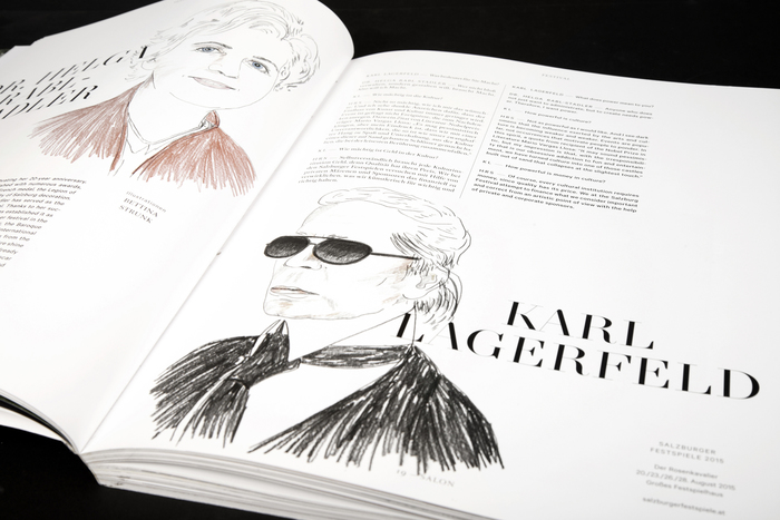 Salon – Magazine for arts and culture of the Salzburg Festival 8