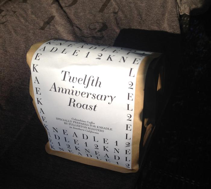 Kneadle 12th Anniversary gift box 2