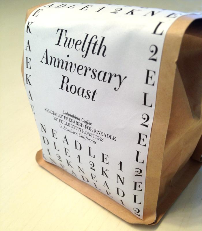 Kneadle 12th Anniversary gift box 1