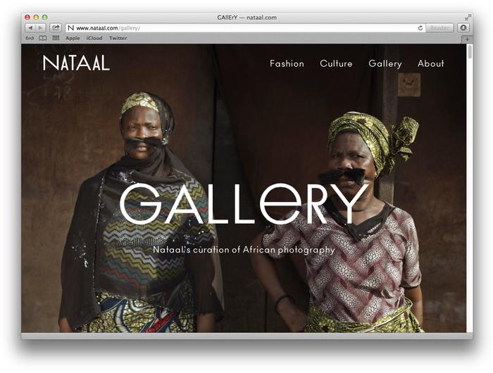 Nataal website 3