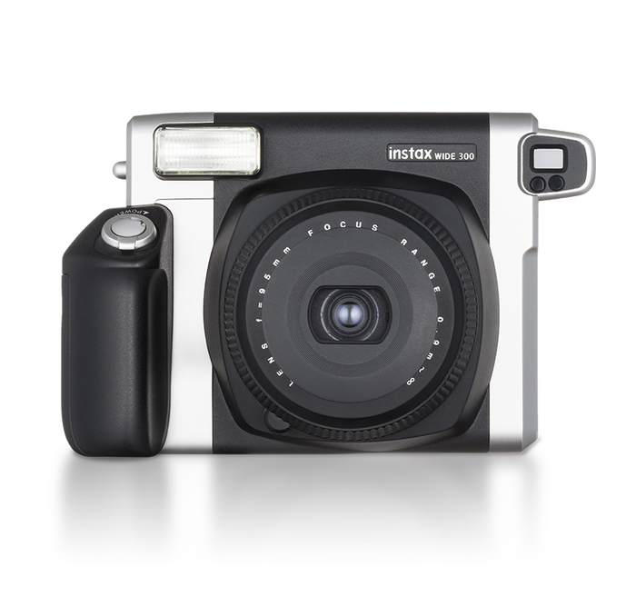 The Instax Wide 300 was introduced in Spring 2015.
