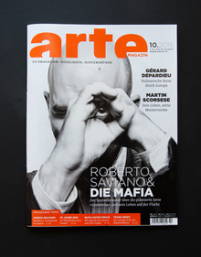 <cite>arte Magazin</cite> redesign (issue 10, 2015)