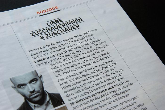 arte Magazin redesign (issue 10, 2015) 3
