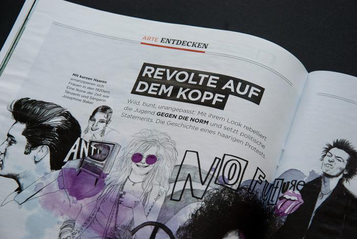 arte Magazin redesign (issue 10, 2015) 7