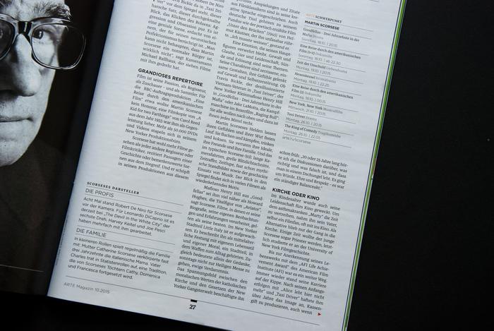 arte Magazin redesign (issue 10, 2015) 10