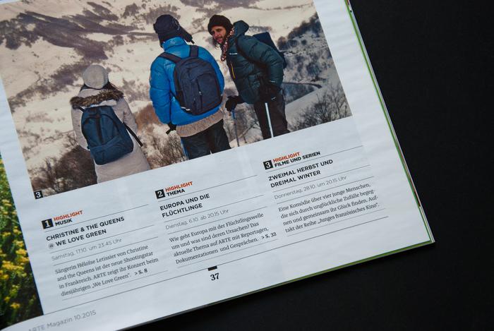 arte Magazin redesign (issue 10, 2015) 11