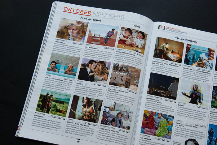 arte Magazin redesign (issue 10, 2015) 12