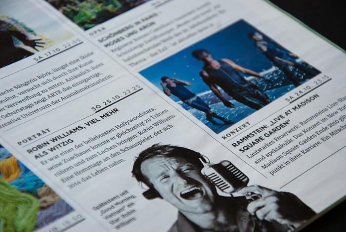 arte Magazin redesign (issue 10, 2015) 13