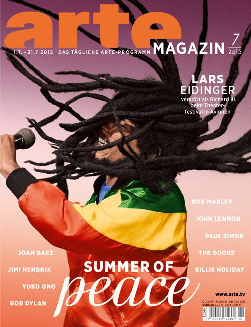 arte Magazin issues 7–9, 2015 1