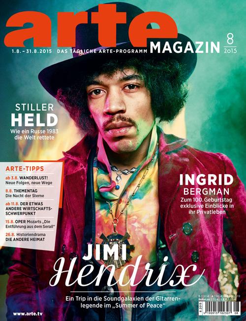 arte Magazin issues 7–9, 2015 2