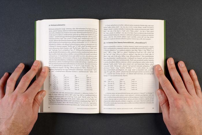 Charles University linguistics edition 3