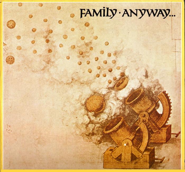Family – Anyway … album art