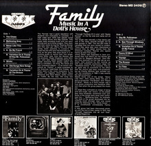 <cite>Music In A Doll's House</cite> – Family