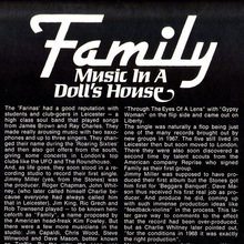 <cite>Music In A Doll's House</cite> by Family
