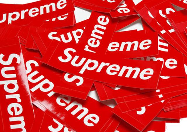 Supreme clothing logo 1
