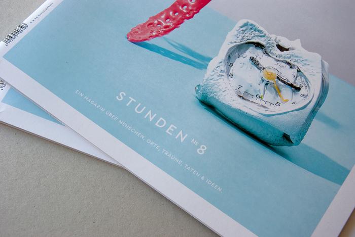 Über Magazin, issue #8 1